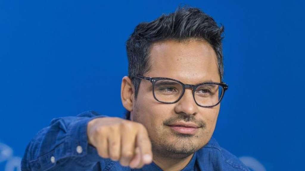 "Michael Peña spielt die Hauptrolle in dem Action-Thriller ""The Worker"". Foto: Warren Toda"