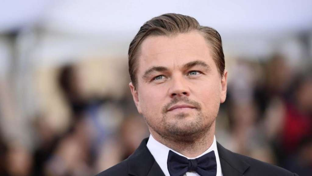 Leonardo DiCaprio bei den Screen Actors Guild Awards in Los Angeles. Foto: Paul Buck