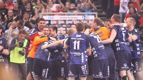 DKB-Handball-Pokalfinale: Final Four in Hamburg