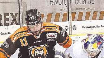 Grizzlys binden Sharrow und Aubin