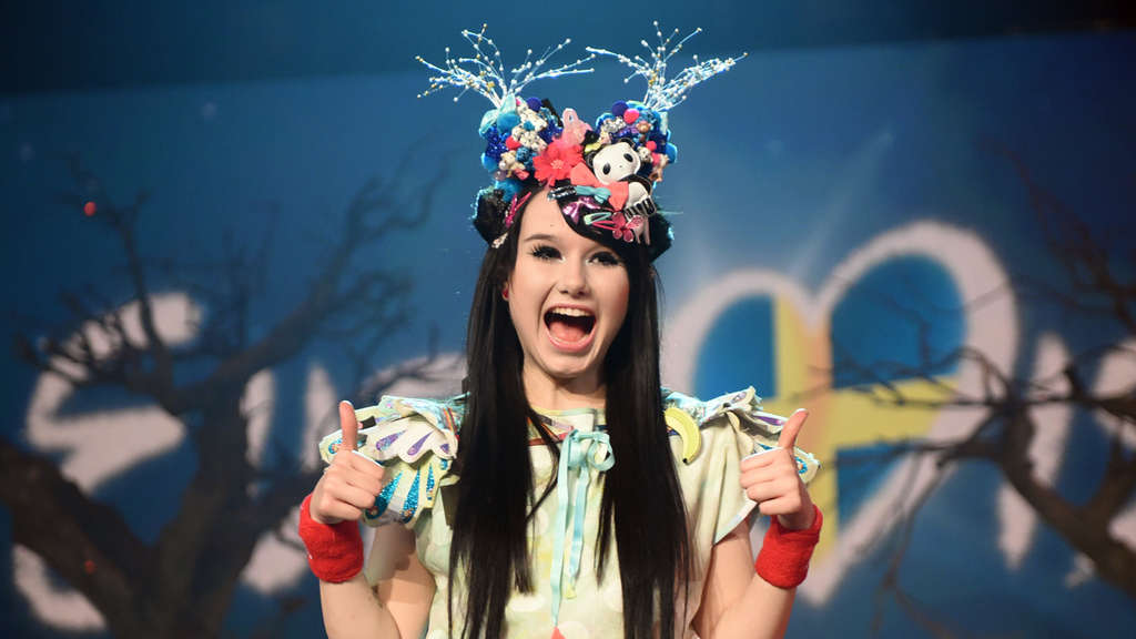 ESC 2016 Jamie Lee Kriewitz Eurovision Song Contest