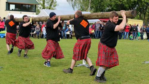 Fotos: 10. Highland-Games in Engersen