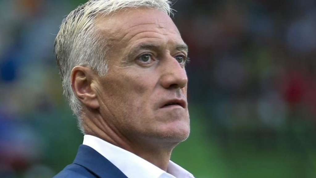 Nationaltrainer Didier Deschamps