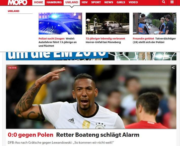 Deutschland Polen Internationale Pressestimmen
