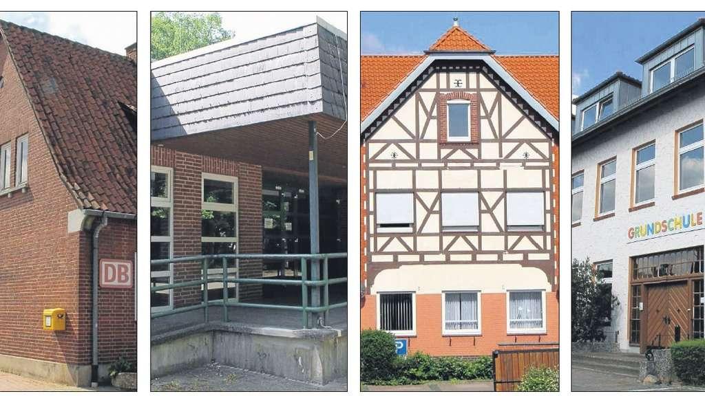 Charmant Altes Haus Verdrahtungsschema Galerie - Elektrische ...
