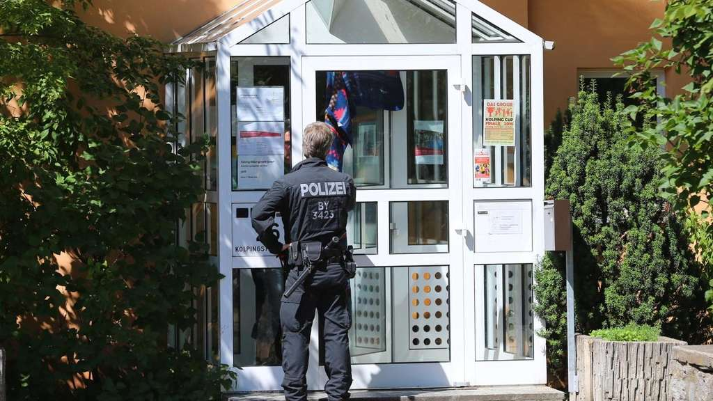 Attacke in Regionalzug