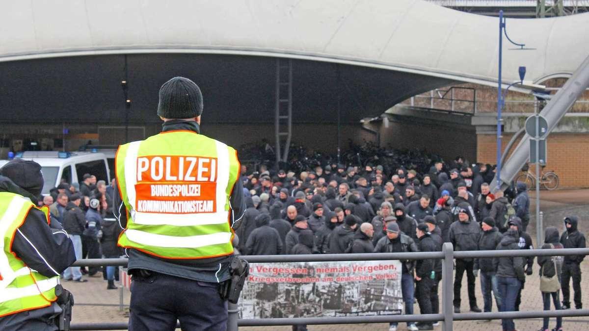 Bba Stendal antifa brutalos bleiben vermummt stendal