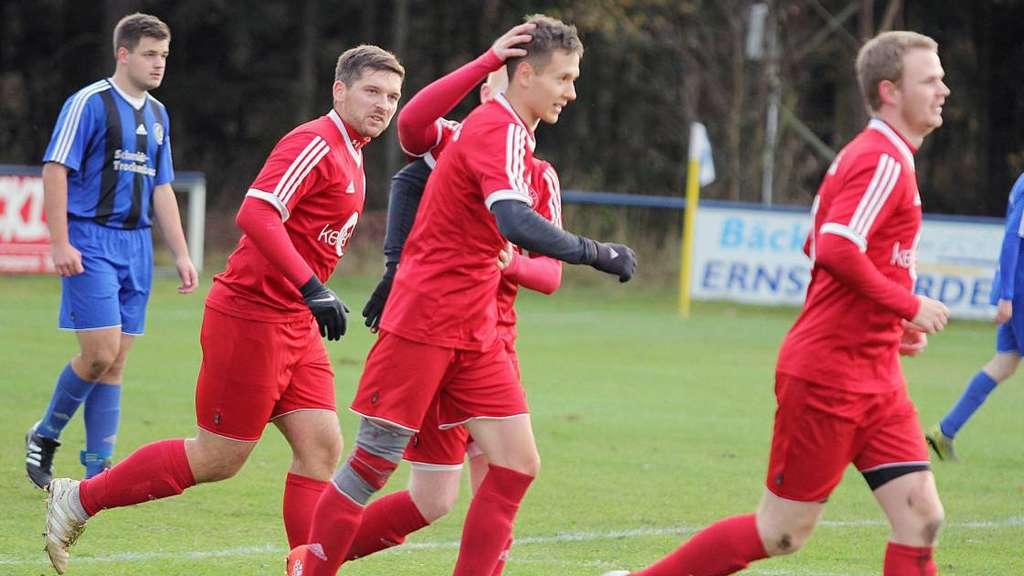 Burgherren trotzen der steifen Brise | IK-Sport