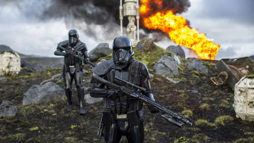 """Rogue One"" bleibt Nummer eins in Deutschland"