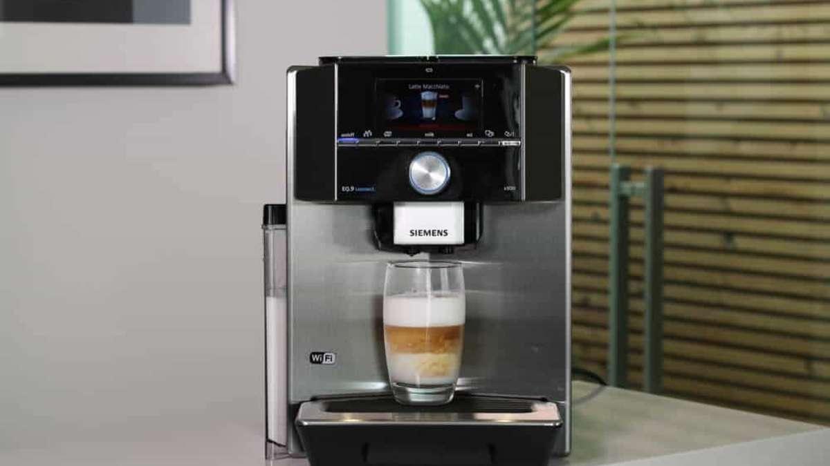 top kaffeevollautomaten im test wohnen. Black Bedroom Furniture Sets. Home Design Ideas