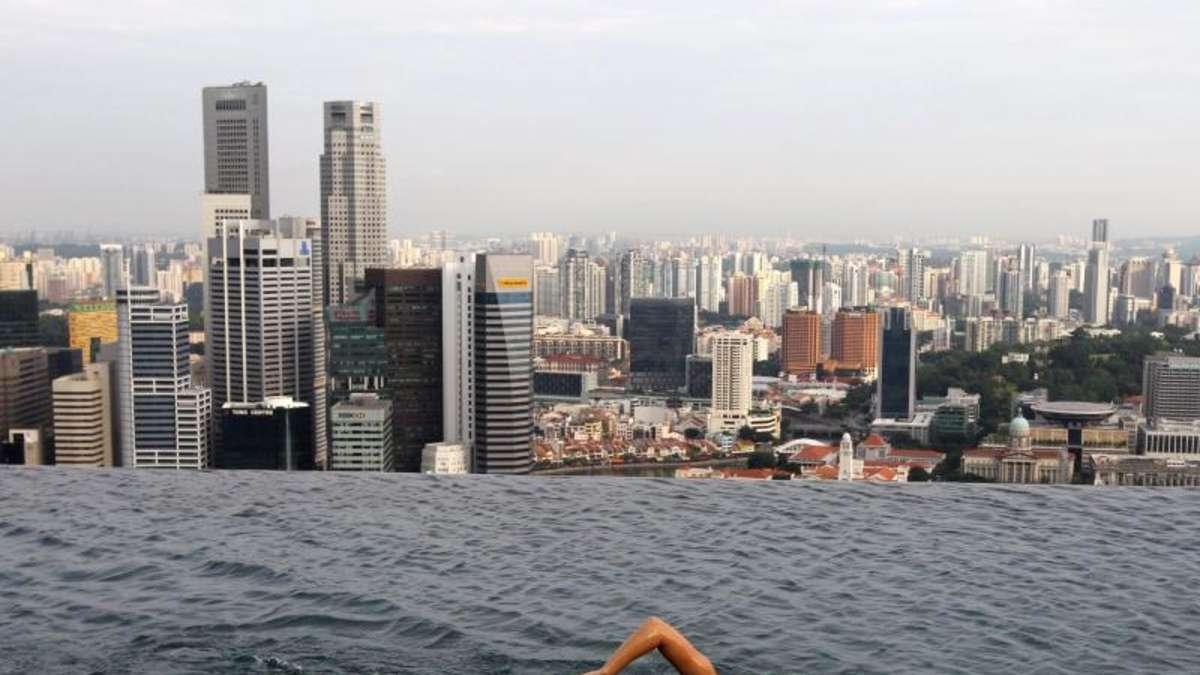 singapur teuerste stadt der welt reise. Black Bedroom Furniture Sets. Home Design Ideas