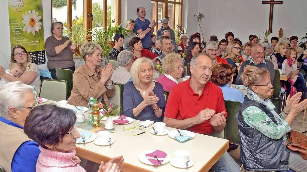Zahlreiche Gäste kamen am Sonnabendnachmittag in die evangelische Familienbildungsstätte in Klötze, um den 23. Geburtstag der Einrichtung zu feiern.
