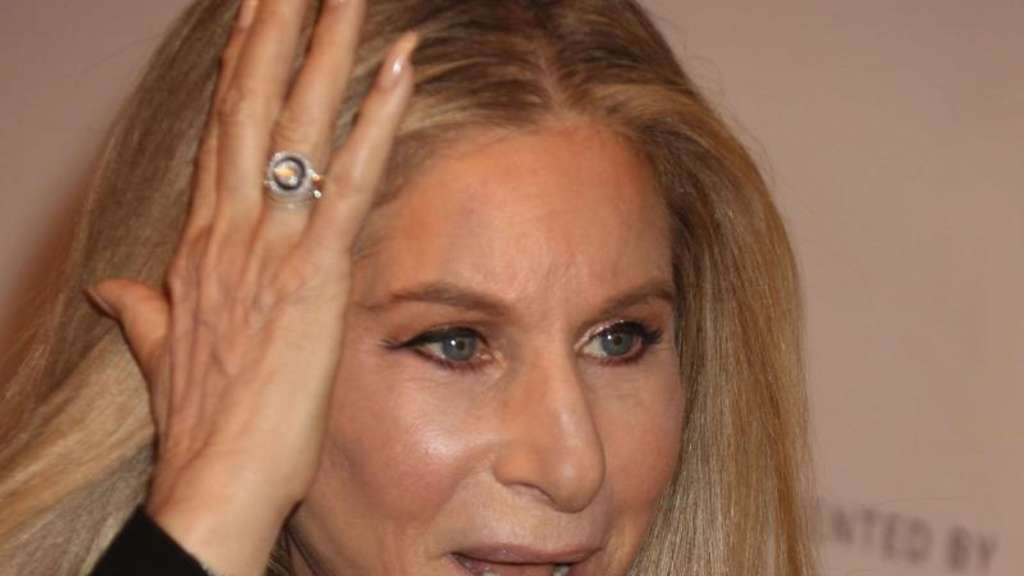 Barbara Streisand 2017 beim Tribeca Film Festival in New York. Foto: Nancy Kaszerman