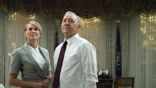"""House of Cards"": Start der Fünften Staffel"