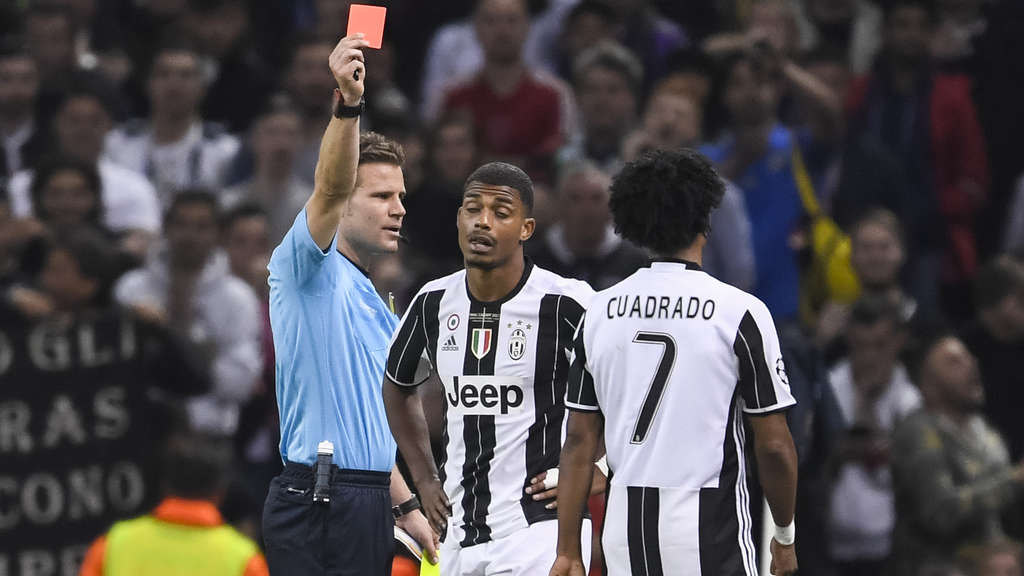 Fußball: Champions League, Juventus Turin - Real Madrid