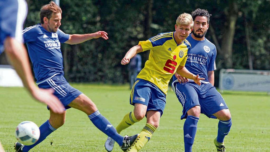 Teutonia Fußball