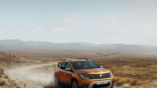 Neuer Dacia Duster kommt Anfang 2018