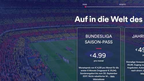 Eurosport Freitagsspiel