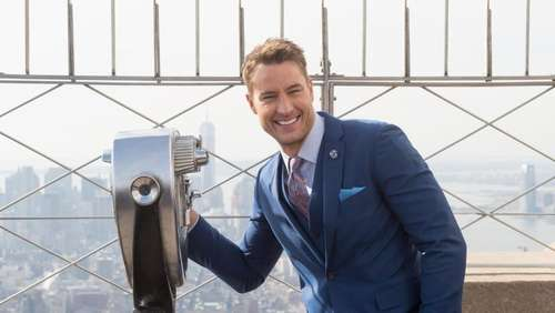 Justin Hartley hat geheiratet