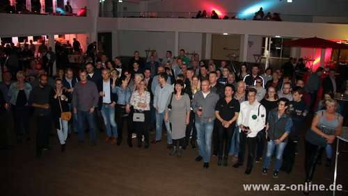 Flammenparty in der Stadthalle Wittingen