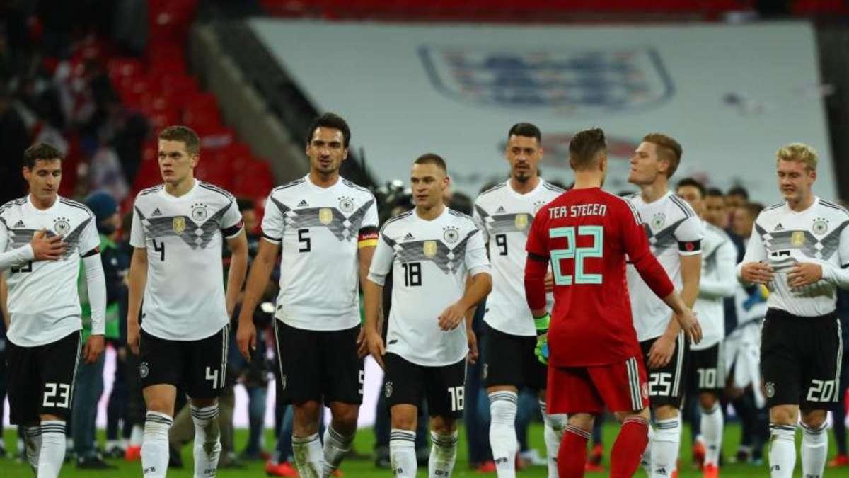 Deutsche Spieler In England