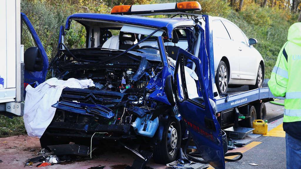 Tödlicher Unfall Nrw