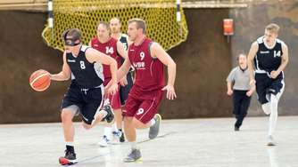 Basketball: Ebstorfer Reserve unterliegt Weser Baskets