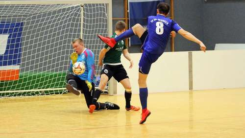 Volksbank-Hallenmaster-Cup 2017 in Wittingen - 2. Tag