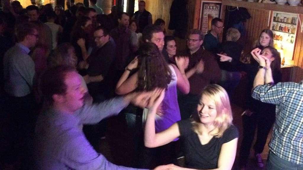 Sprakensehler begrüßen neues Jahr | Hankensbüttel