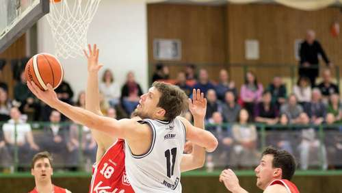 Basketball: Ebstorf Heide Knights unterliegen den Rendsburg Twisters