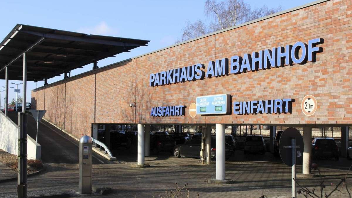 Parkhaus Bahnhof OsnabrГјck