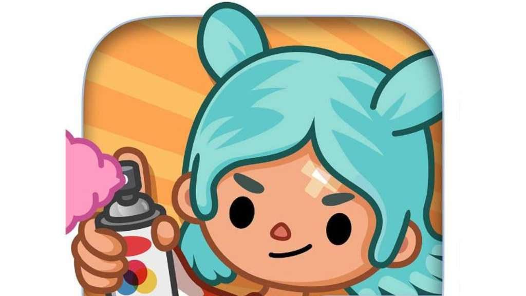 """Toca Life: After School"" hat es in die Top Ten geschafft. Foto: Appstore von Apple"