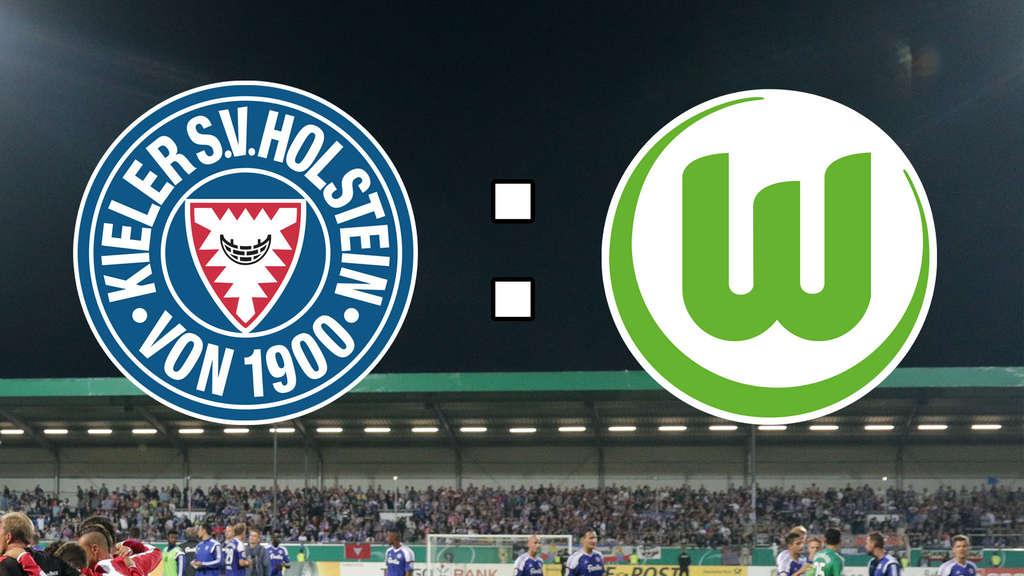 Kiel Wolfsburg RГјckspiel