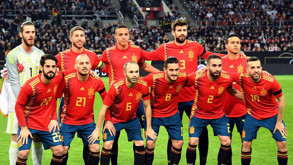 Spanien Gruppe