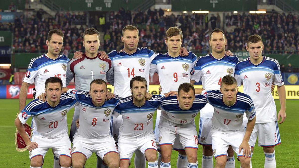 Russland Gruppe