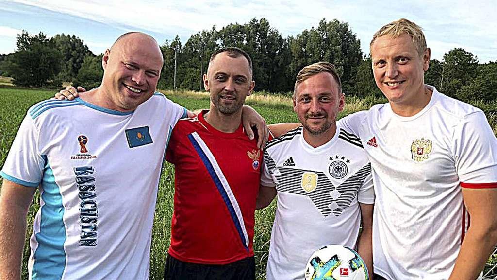 Löwen Russland