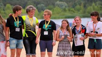 30. Altmark Triathlon in Wischer