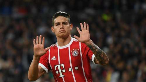 Bayern-Star James Rodríguez will zurück nach Madrid
