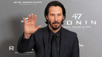 """Matrix""-Star Keanu Reeves schockt Moderator in Talk-Show"