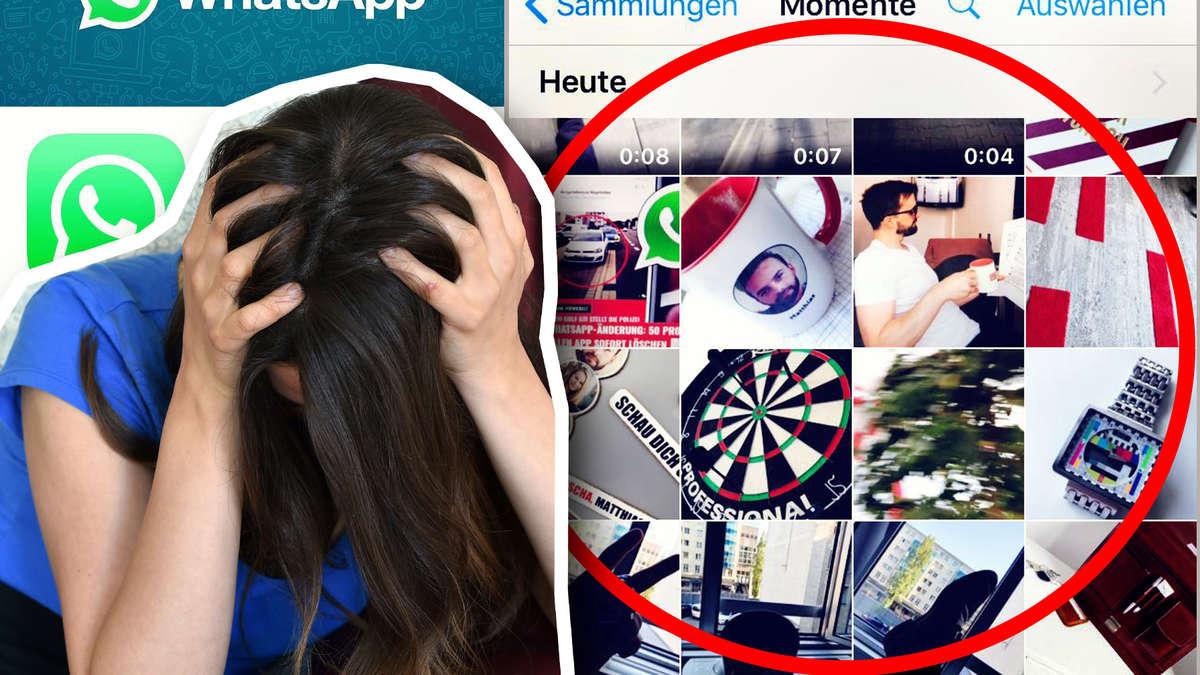 Whatsapp Fotos Löschen