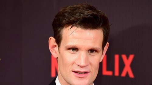 Matt Smith in