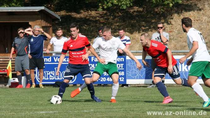 Tempo, Tore, Spannung – Derby in Oldenstadt endet 3:3