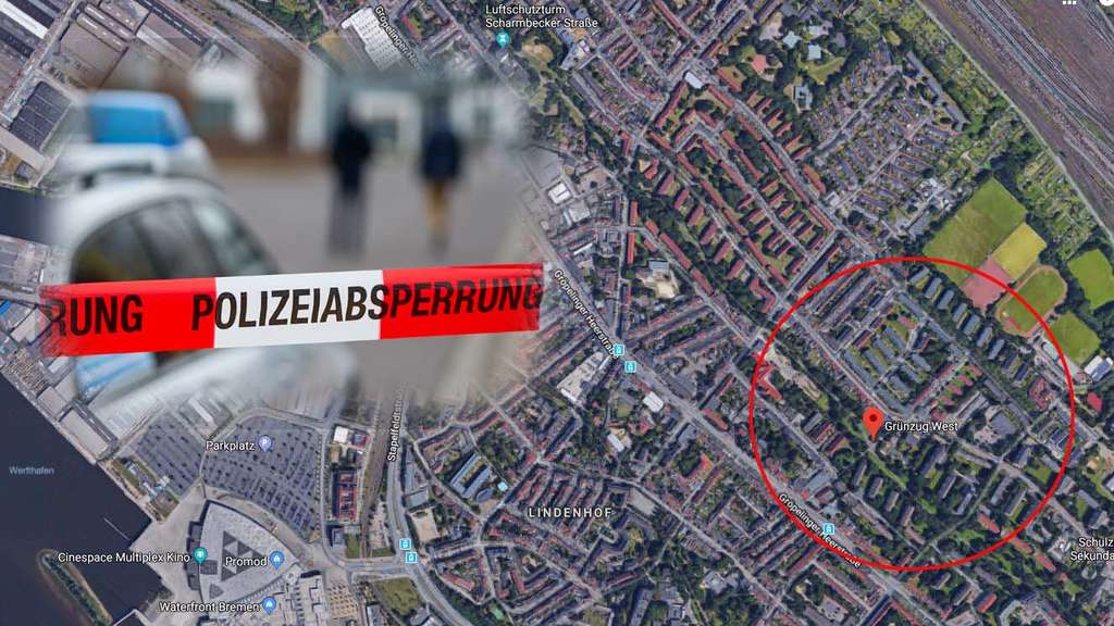Polizei Bremen Gröpelingen