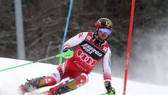 Neureuther bei Weltcup-Slalom in den Top Ten - Dominator Hirscher siegt
