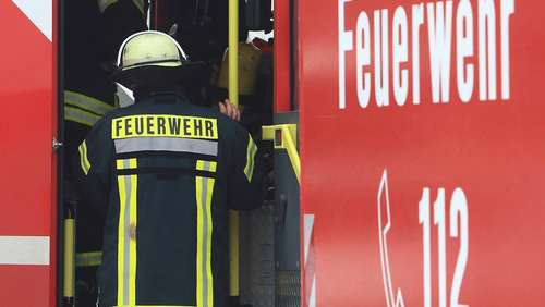 Brand in Lüneburger Friseursalon