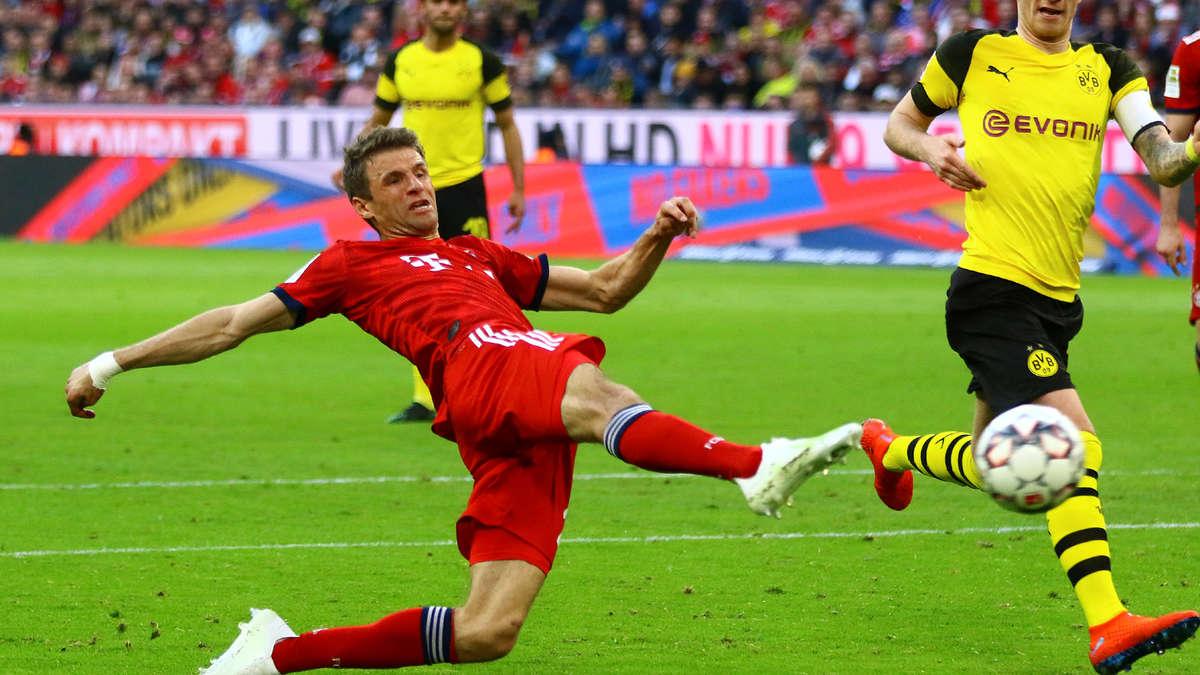 Dortmund Bayern Fußball