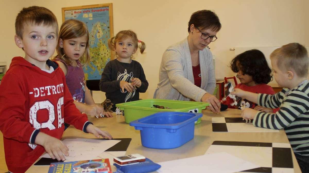Kindergarten Aue