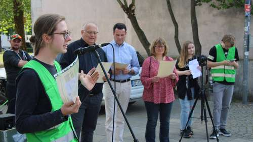 "Zweite Runde ""Fridays for Future"" in Gifhorn"