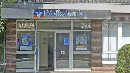 Volksbank-Filiale in Kusey schließt zum 30. September