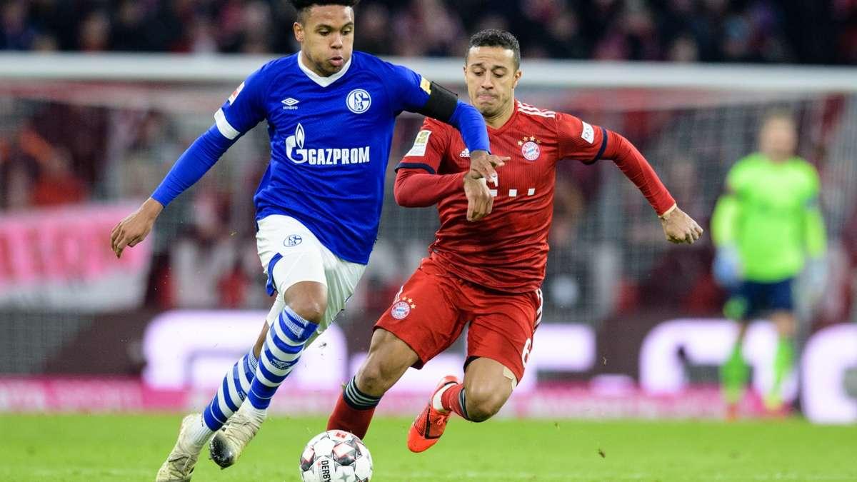 Bayern Schalke Live Ticker